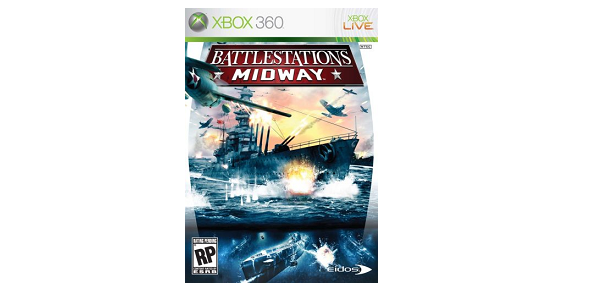 Battlestations Midway for Xbox 360 Review by Mad Dog Computer