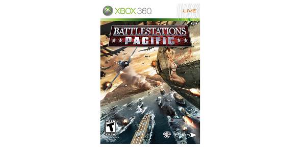 Battlestations Pacific for Xbox 360 Review by Mad Dog Computer