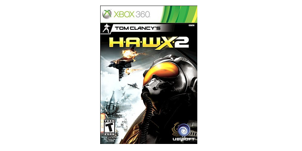 Tom Clancy's H.A.W.X. 2 Xbox 360 Review by Mad Dog Computer