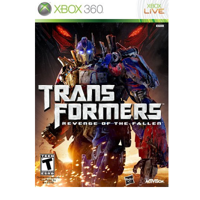 Transformers Revenge of the Fallen Review by Mad Dog Computer